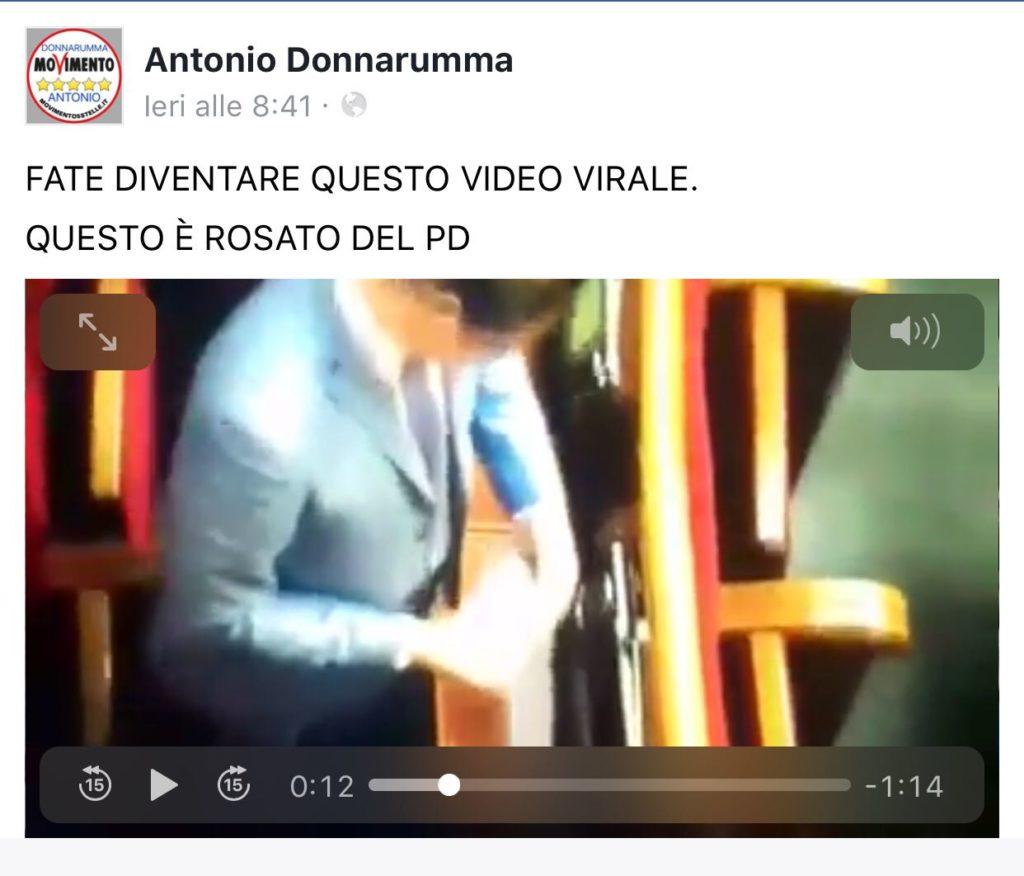 Antonio Donnarumma Rosato
