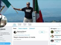 Manfredo Bianchi fascista