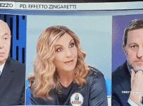 lorella cuccarini ottoemezzo voto