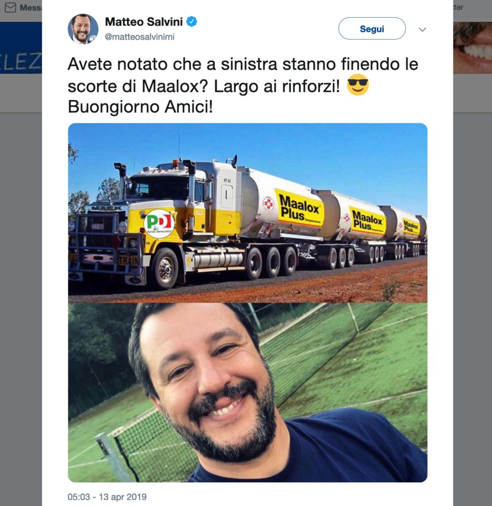 Salvini Maalox