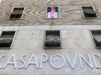 CasaPound palazzo